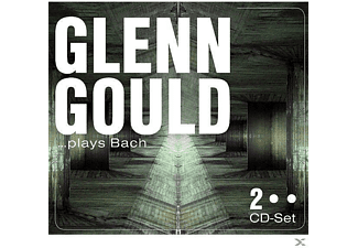 Glenn Gould - Glenn Gould Plays Bach [CD]