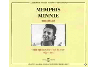 Memphis Minnie - The Blues 1929-1941 - (CD)