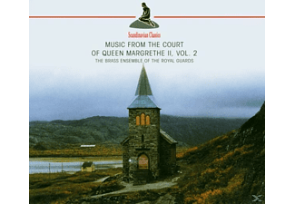 Brass Ensemble Of The Royal Guards, VARIOUS - Music From The Court Of Queen - (CD)