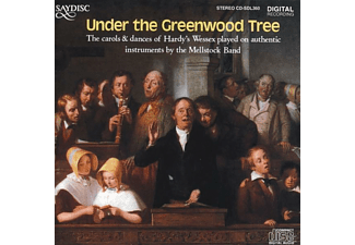 The Mellstock Band & Choir - Under the Greenwood Tree - (CD)