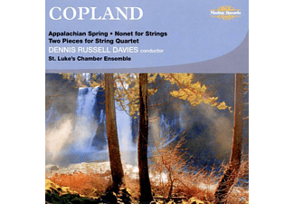 Aaron Copland, Davies/St.Lukes Chamber Ensemble - Copland Appalachian Suite - (CD)