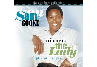 Sam Cooke - Tribute To The Lady - (CD)