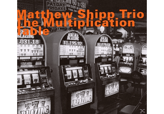 Matthew String Trio Shipp - MULTIPLICATION TABLE, THE - (CD)