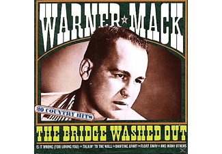 Warner Mack - THE BRIDGE WASHED OUT - (CD)