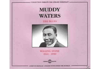 Muddy Waters - Rolling Stone 1941-1950-The Blues - (CD)