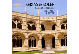 Richard Lester - Seixas & Soler Harpsichord Son. - (CD)