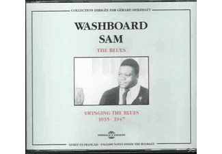 Washboard Sam - The Blues 1935-1947-Swinging The Blues - (CD)
