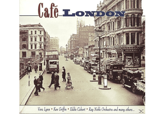 VARIOUS - Cafe London - (CD)
