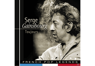 Serge Gainsbourg - Toujours - (CD)