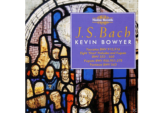 Kevin Bowyer - ORGAN WORKS VOL.4 - (CD)