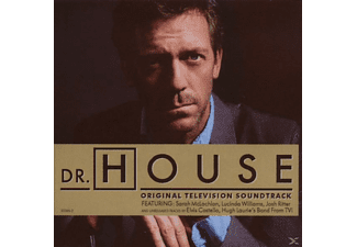 VARIOUS - Dr.House (Ost) - (CD)