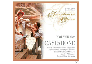 Hoffmann - Gasparone - (CD)