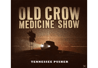 Old Crow Medicine Show - Tennessee Pusher - (CD)