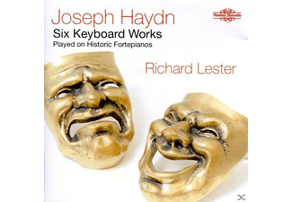 Richard Lester - Haydn:Keyboard Works - (CD)