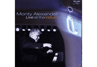Monty Alexander - Live At The Iridium - (CD)