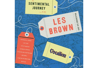 Les Brown - A Sentimental Journey... - (CD)