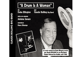 Claude Bolling - A Drum Is A Woman - (CD)