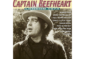 Captain Beefheart - London 1974 - (CD)