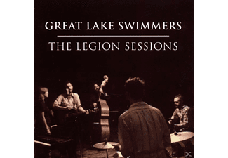 Great Lake Swimmers - Legion Sessions (Ep) [CD]