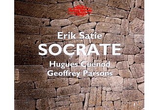 Hugues Cuenod - Socrate - (CD)