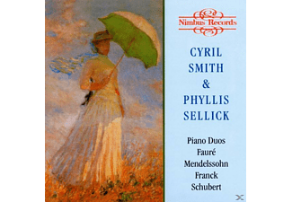 Cyril Smith, Phyllis Sellick - Piano Duets - (CD)