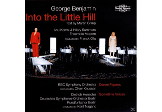Ensemble Modern, Summers, Ollu, Komsi, Komsi/Summers/Ollu/Ensemble Modern - Benjamin:Into The Little Hill - (CD)