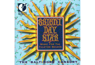 The Baltimore Consort - Bright Day Star - (CD)