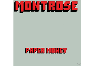 Montrose - Paper Money (Lim.Collectors Edition) - (CD)