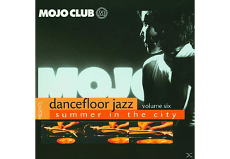 VARIOUS - Mojo Club Vol.6 (Summer In The City) - (CD)
