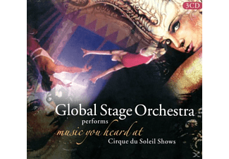 Global Stage Orchestra - Cirque Du Soleil - (CD)