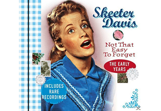 Skeeter Davis - Not That Easy To Forget - (CD)