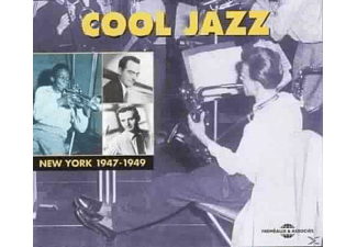 VARIOUS - Cool Jazz New York 1947-1949 - (CD)