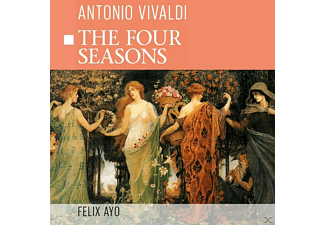 Felix Ayo - The Four Seasons [CD]
