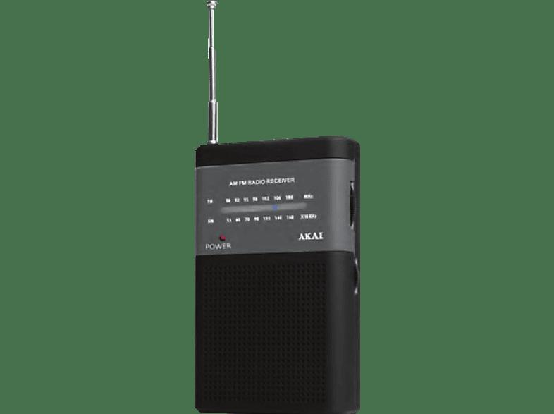 AKAI PR004A-310B ΜΑΥΡΟ τηλεόραση   ψυχαγωγία ήχος ραδιόφωνα εικόνα   ήχος   offline φορητός ήχος ραδιόφ
