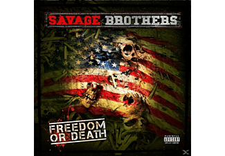 Savage Brothers - Freedom Or Death - (CD)