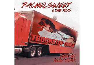 Rachel Sweet - Truckstop Queen-Live In New York - (CD)