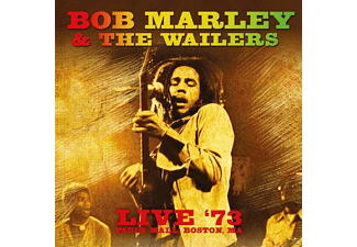 Bob Marley And The Wailers - Live In 73 [CD]