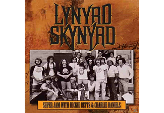 Lynyrd Skynyrd - Super Jam With Dickie Betts & Charlie Daniels - (CD)