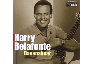 Harry Belafonte - Bananaboat - (CD)