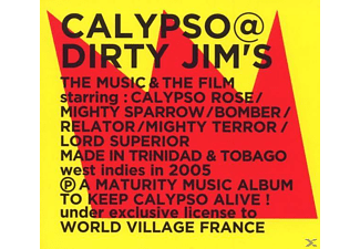 VARIOUS - Calypso Dirty Jim's - (DVD)