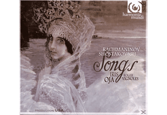 Iris Oja - Songs - (CD)