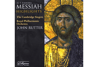 Rutter, The/rutter/rpo/+ Cambridge Singers - Der Messias (QS) - (CD)