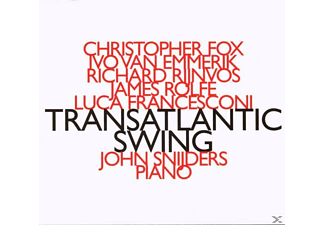 John Snijders - Transatlantic Swing - (CD)