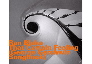 Ran Blake (piano), Ricky Ford (tenor saxophone), S - That Certain Feeling (George - (CD)