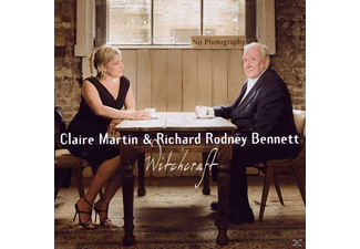 Martin, Claire / Bennett, Richard Rodney - Witchcraft-The Songs of Cy Coleman - (SACD Hybrid)