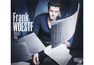 Frank Woeste - Double You - (CD)