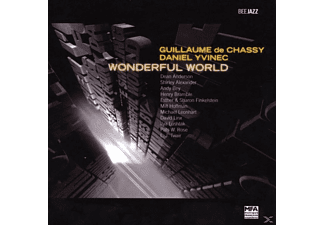 De Chassy & D.Yvinec - Wonderful World - (CD)