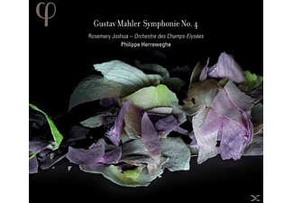 P. Herreweghe, ORCH. CHAMPS ELYSEE, Rosemary Joshua - Symphonie No.4 - (CD)