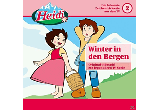 Heidi - 02: Winter In Den Bergen - (CD)