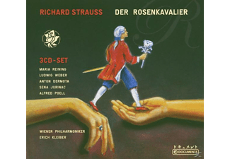 Wpo - Der Rosenkavalier (Strauss, Richard) - (CD)